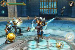 Sacred Odyssey iOS 01
