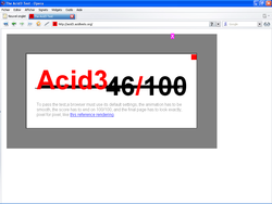 Safari 3, le navigateur de trop ? acid3opera927