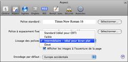 Safari 3, le navigateur de trop ? aspect
