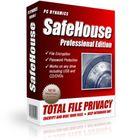 SafeHouse Explorer : créer des volumes de données cryptées