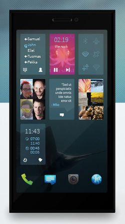 Sailfish OS Jolla