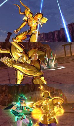 Saint Seiya Brave Soldiers - 10