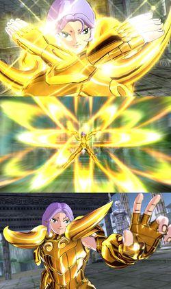 Saint Seiya Brave Soldiers - 1
