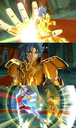 Saint Seiya Brave Soldiers - 3