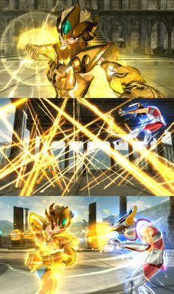 Saint Seiya Brave Soldiers - 4