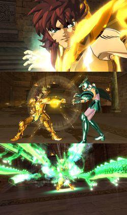 Saint Seiya Brave Soldiers - 9