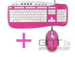 Saitek notebook pack souris clavier small