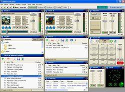 SAM Broadcaster screen1