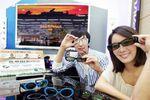 Samsung 3D lunettes 1