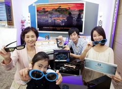 Samsung 3D lunettes 2