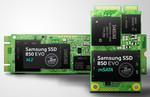 Samsung 850 EVO : le SSD passe en versions mSATA et M.2