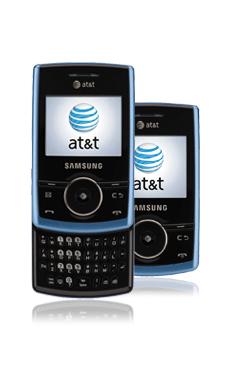 Samsung A767 bleu