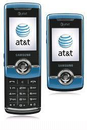 Samsung A777 bleu