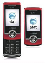 Samsung A777 rouge