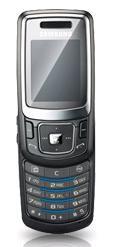Samsung B520 ouvert