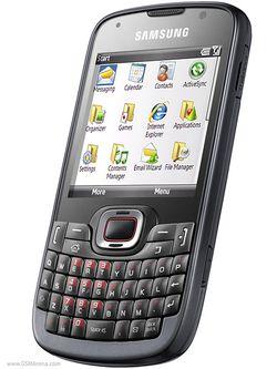 Samsung B7330 OmniaPRO 1
