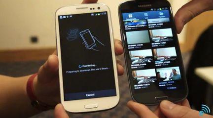 Samsung S Beam