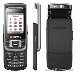 Samsung C3110 vues