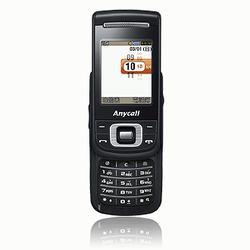 Samsung C3110H ouvert
