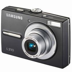 Samsung Digimax L210 noir