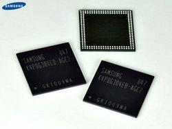 Samsung DRAM LPDDR2 mobile