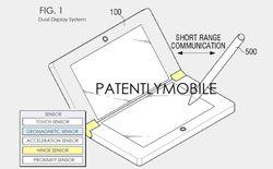 Samsung ecran repliable