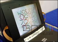 Samsung ecran souple lcd 7 pouces