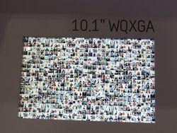 Samsung ecran WQXGA