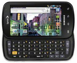 Samsung Epic 4G Sprint WiMAX