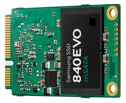 Samsung EVO 840 mSATA 2