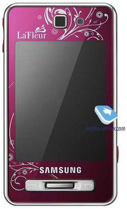 Samsung F480 La Fleur