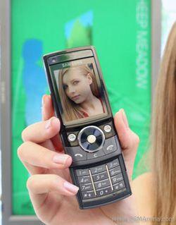 Samsung g600 vue 1