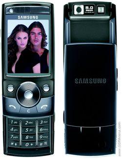 Samsung g600 vue 2