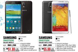 Samsung Galaxy 2 Malaisie