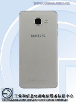 Samsung Galaxy A5 arrière