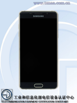 Samsung Galaxy A5 avant