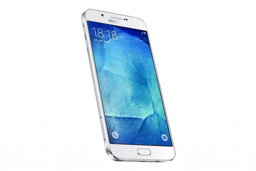 samsung galaxy a8 phablette android 5 7 pouces ultra fine. Black Bedroom Furniture Sets. Home Design Ideas