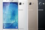 Une mise à jour d'environ 300 Mo pour le Samsung Galaxy A8