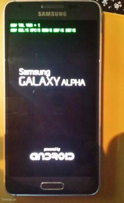 Samsung Galaxy Alpha 4