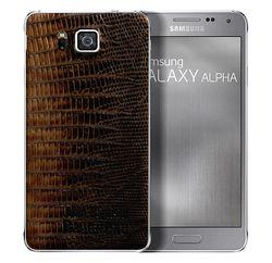 Samsung Galaxy Alpha cuir 4