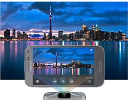 Samsung Galaxy Beam 2 pico-projecteur
