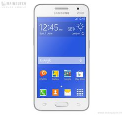 Samsung Galaxy Core 2 Duos avant