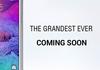 Samsung : le smartphone Galaxy Grand 3 en partie dévoilé et bientôt lancé