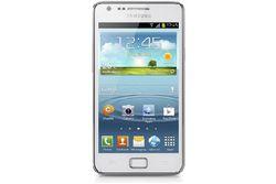 Samsung Galaxy S II Plus logo