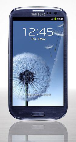 Samsung Galaxy S III 01