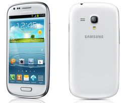 Samsung Galaxy S III Mini officiel