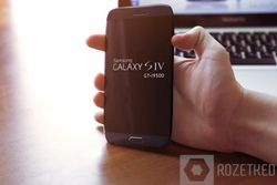 Samsung Galaxy S IV concept logo
