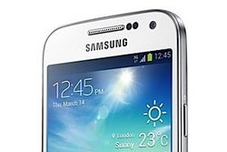 Samsung Galaxy S IV Mini logo