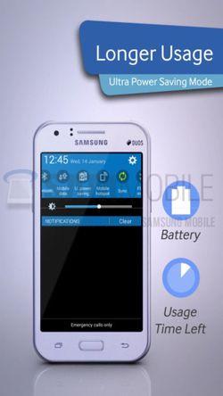 Samsung Galaxy J1 3