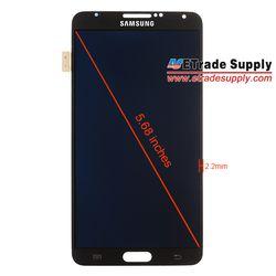 Samsung Galaxy Note III ecran